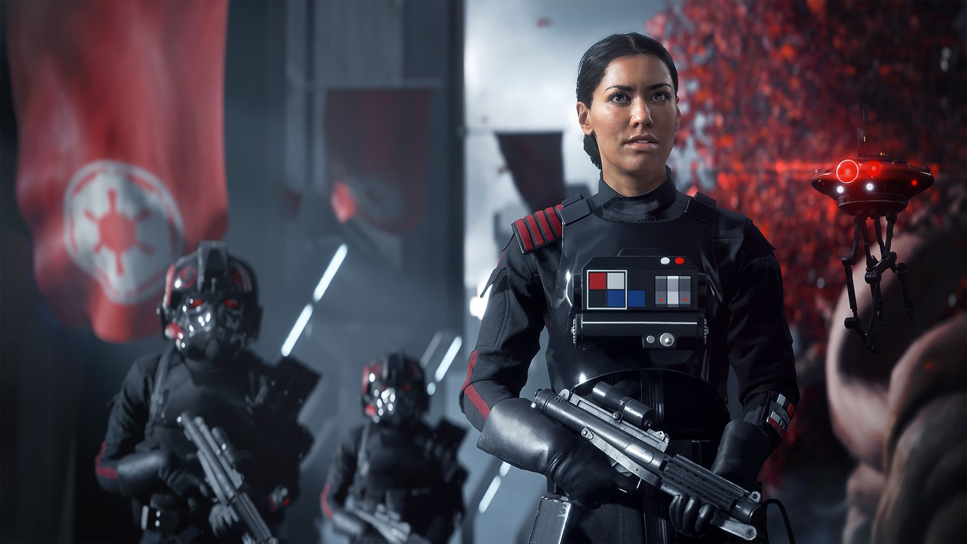 Иден Версио - Star Wars: Battlefront 2 (2017)