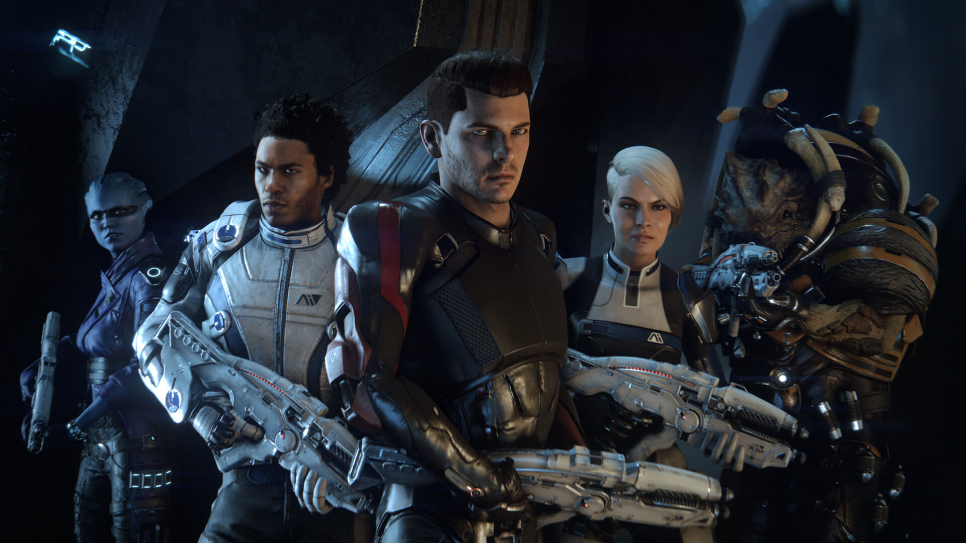 Mass Effect Andromeda - Mass Effect: Andromeda