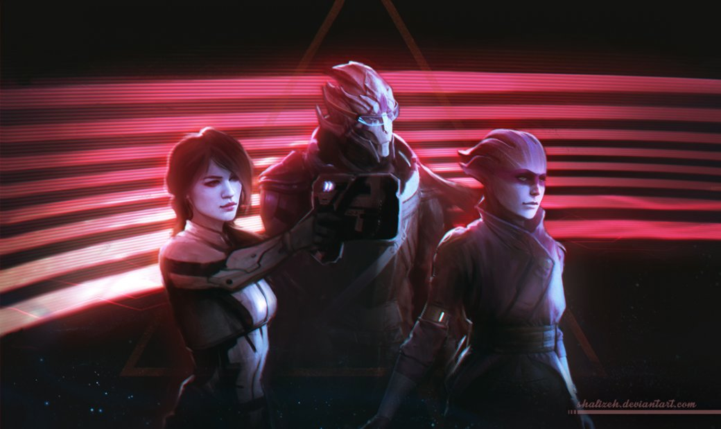 Art, Picture - Mass Effect: Andromeda ME:A