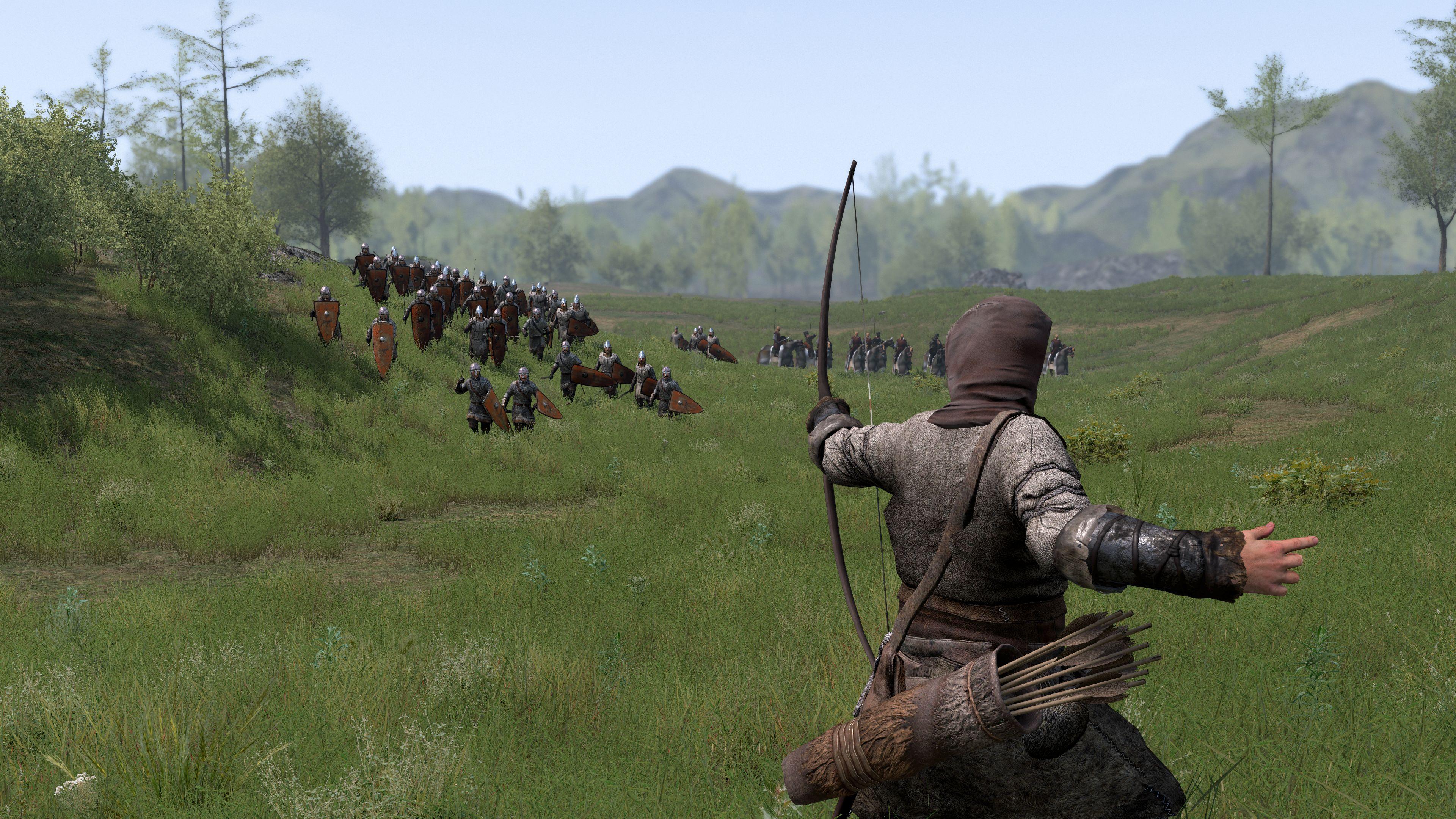 Mount & Blade 2: Bannerlord - Mount & Blade 2: Bannerlord Скриншот