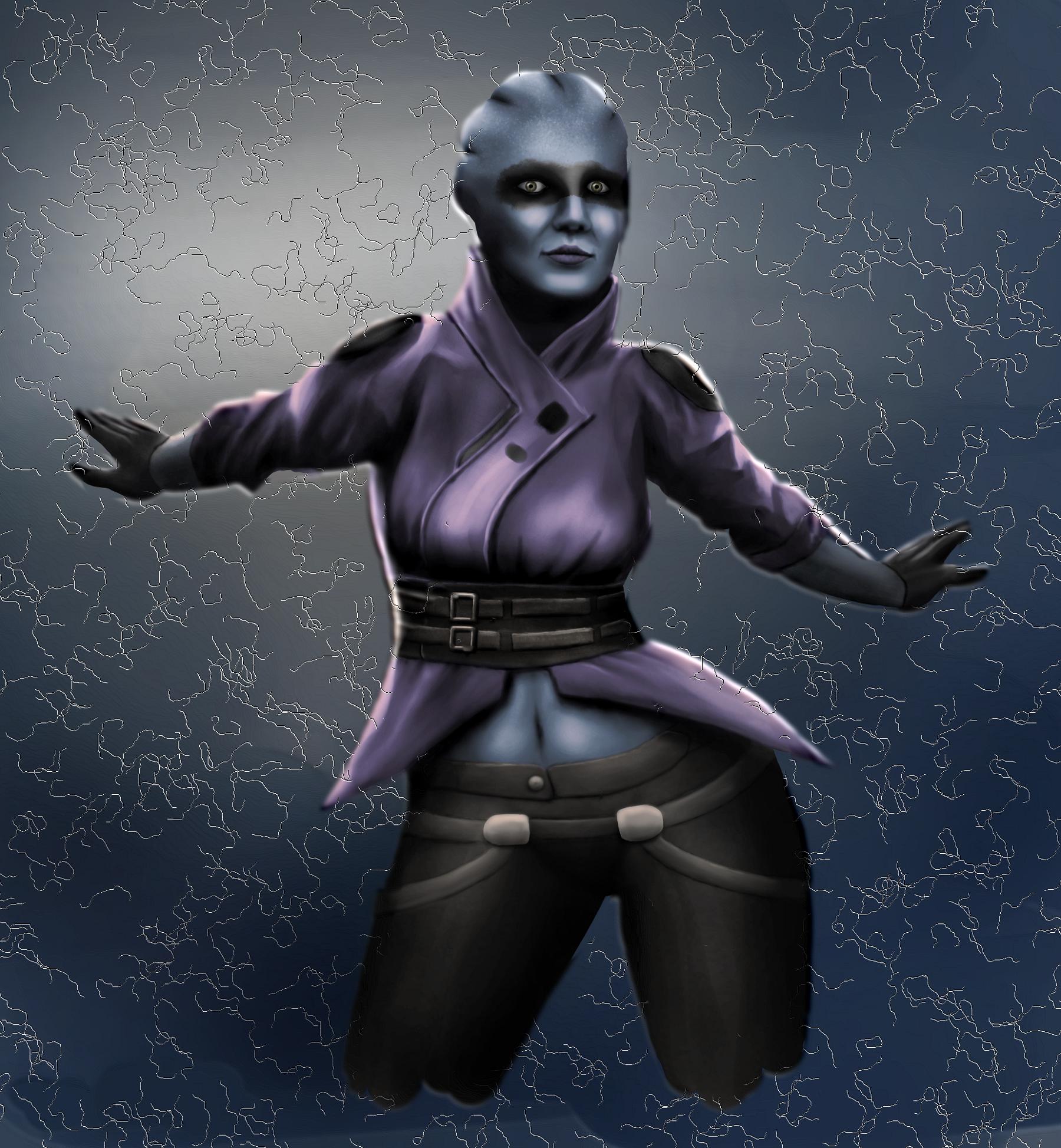 M.E.A Art - Mass Effect: Andromeda