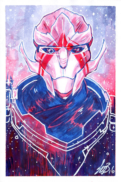 Art, Picture - Mass Effect: Andromeda