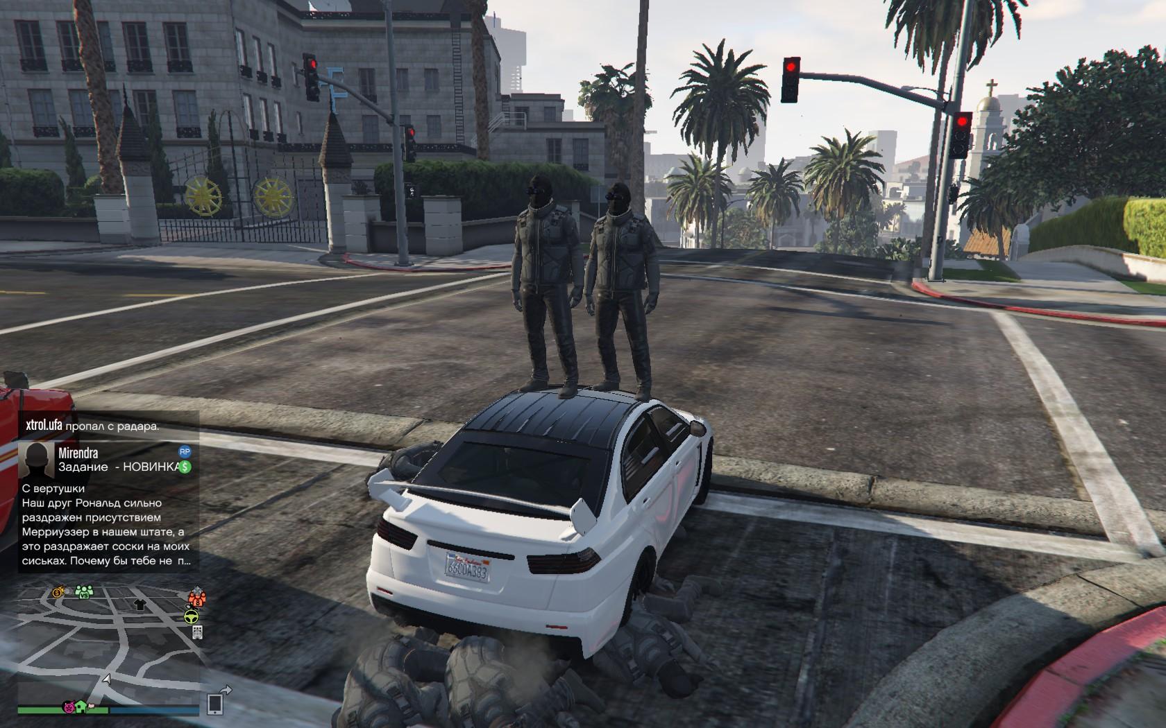 Баги - Grand Theft Auto 5