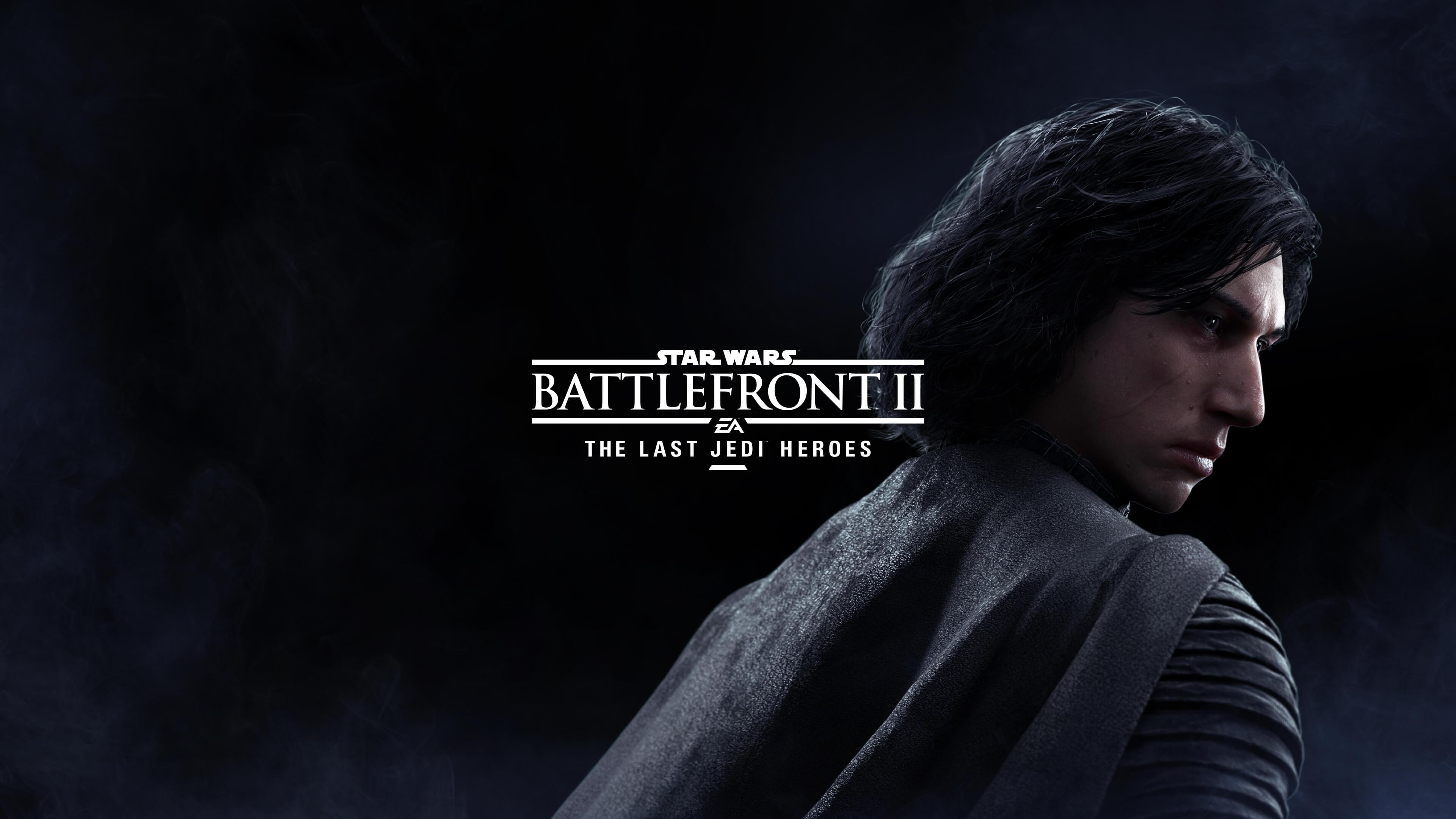 Кайло Рен - Star Wars: Battlefront 2 (2017) Арт