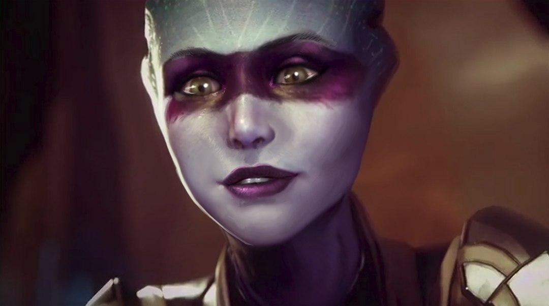 Art - Mass Effect: Andromeda
