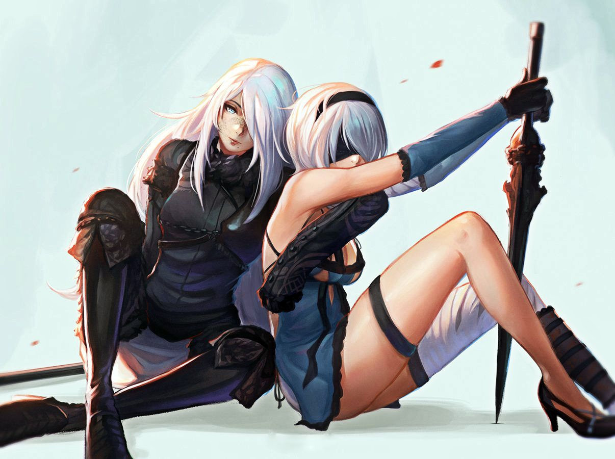 A2 and 2B - NieR: Automata