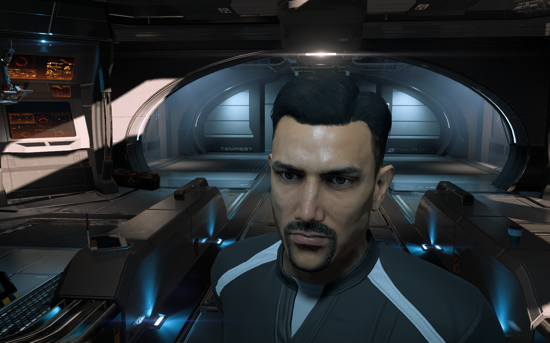 Ronan Ryder - Mass Effect: Andromeda