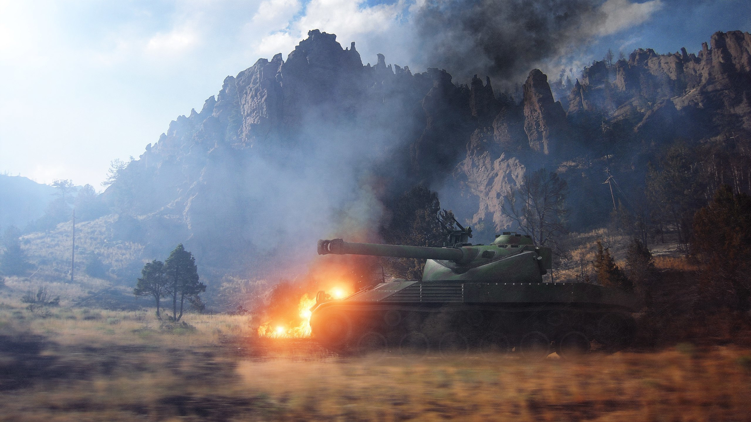 фон картинки для мира танков музее