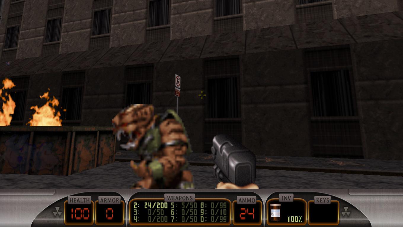 -_- - Duke Nukem 3D