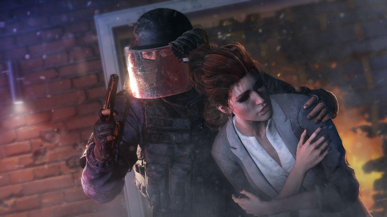 XwZAnvNJCK8.jpg - Tom Clancy's Rainbow Six: Siege Арт