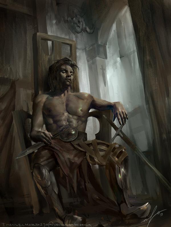 brynwulf_by_emanuelmardsjo-d6ofnik.jpg - Elder Scrolls 5: Skyrim, the