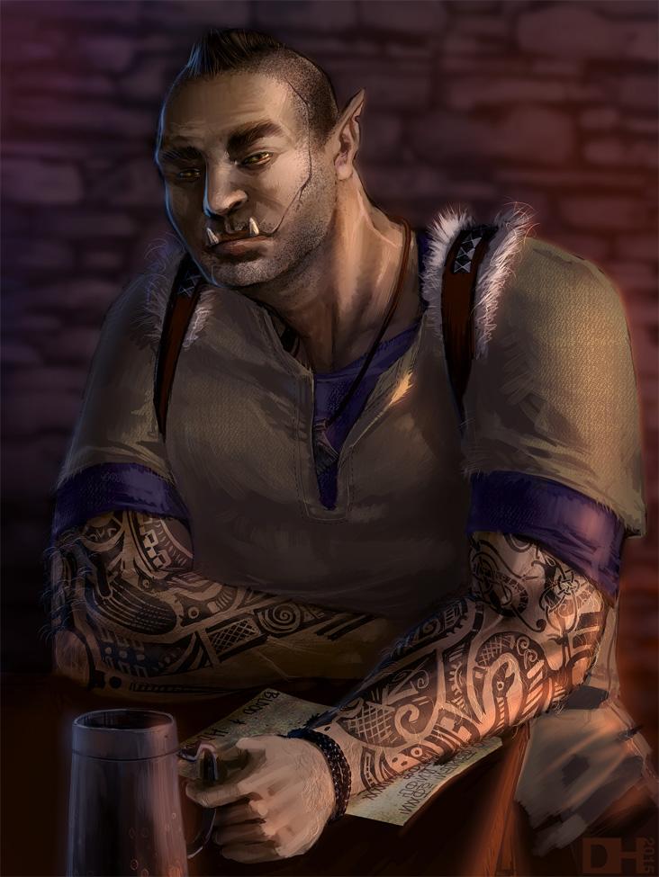 fi___gaegron_snowmane___elder_scrolls_by_xxdhxx-d95v8vq.jpg - Elder Scrolls 5: Skyrim, the