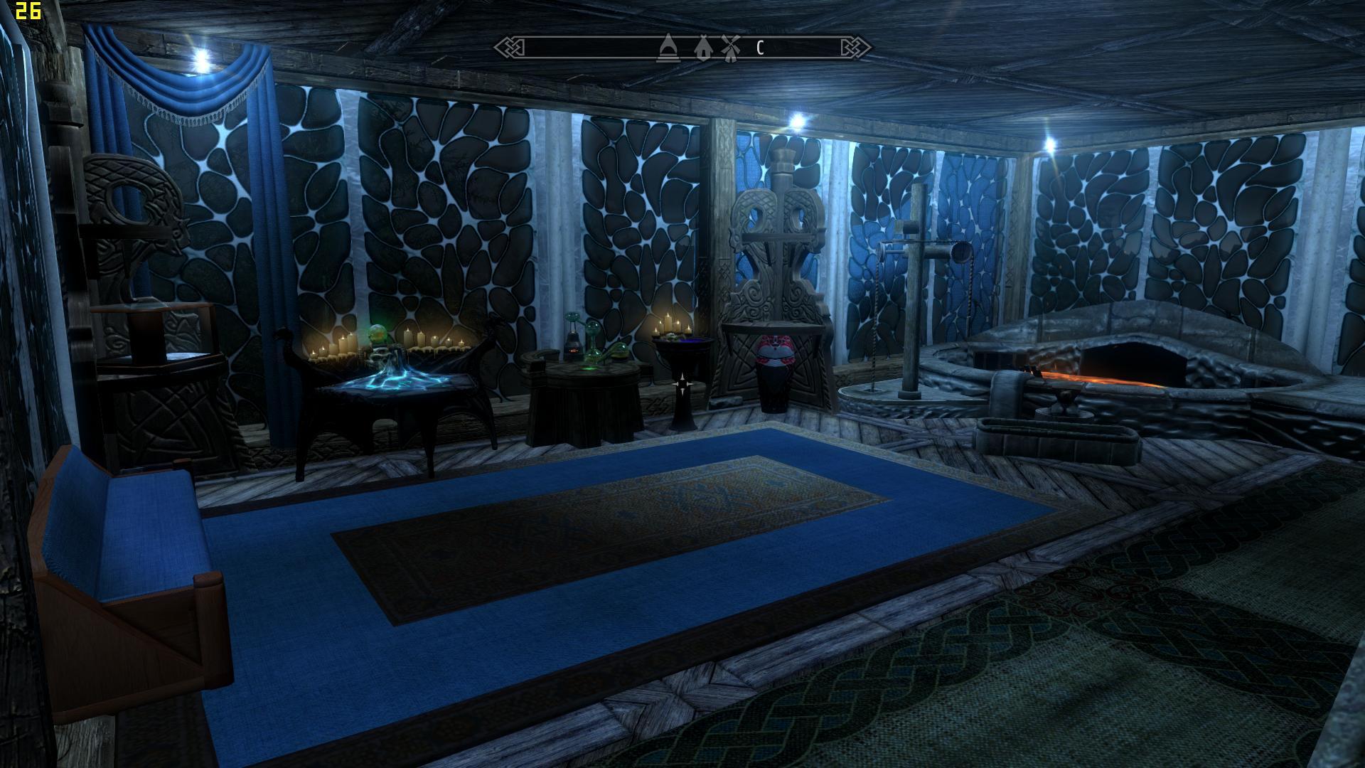 Дом - Elder Scrolls 5: Skyrim, the жилище