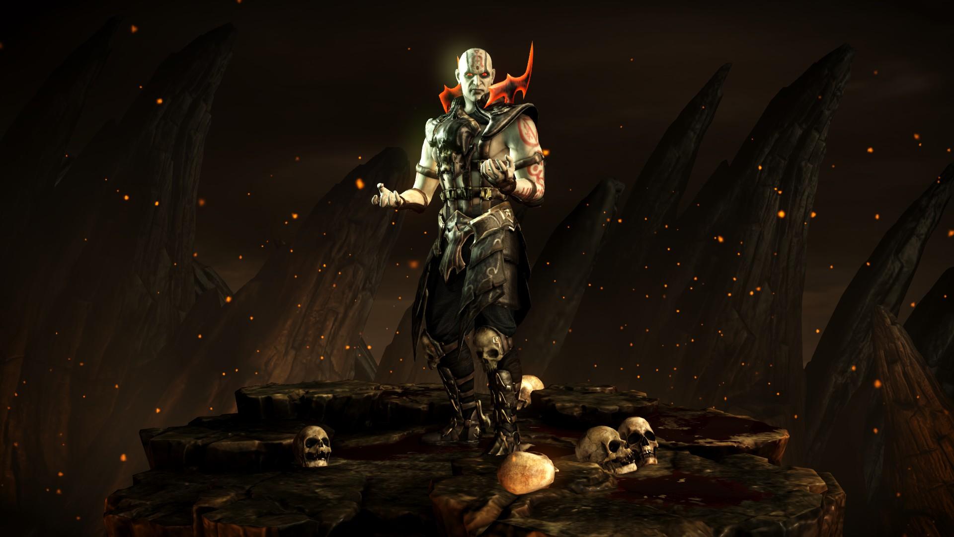 Куан Чи (Стиль: Заклинатель) - Mortal Kombat X Куан Чи