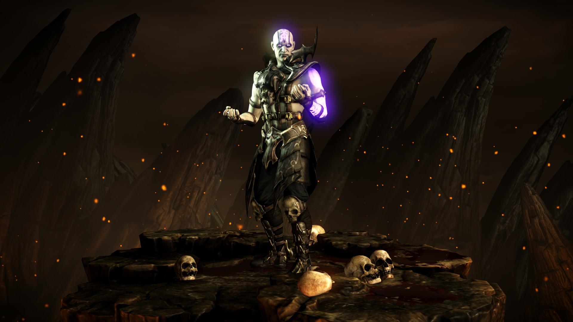 Куан Чи (Стиль: Чародей) - Mortal Kombat X Куан Чи