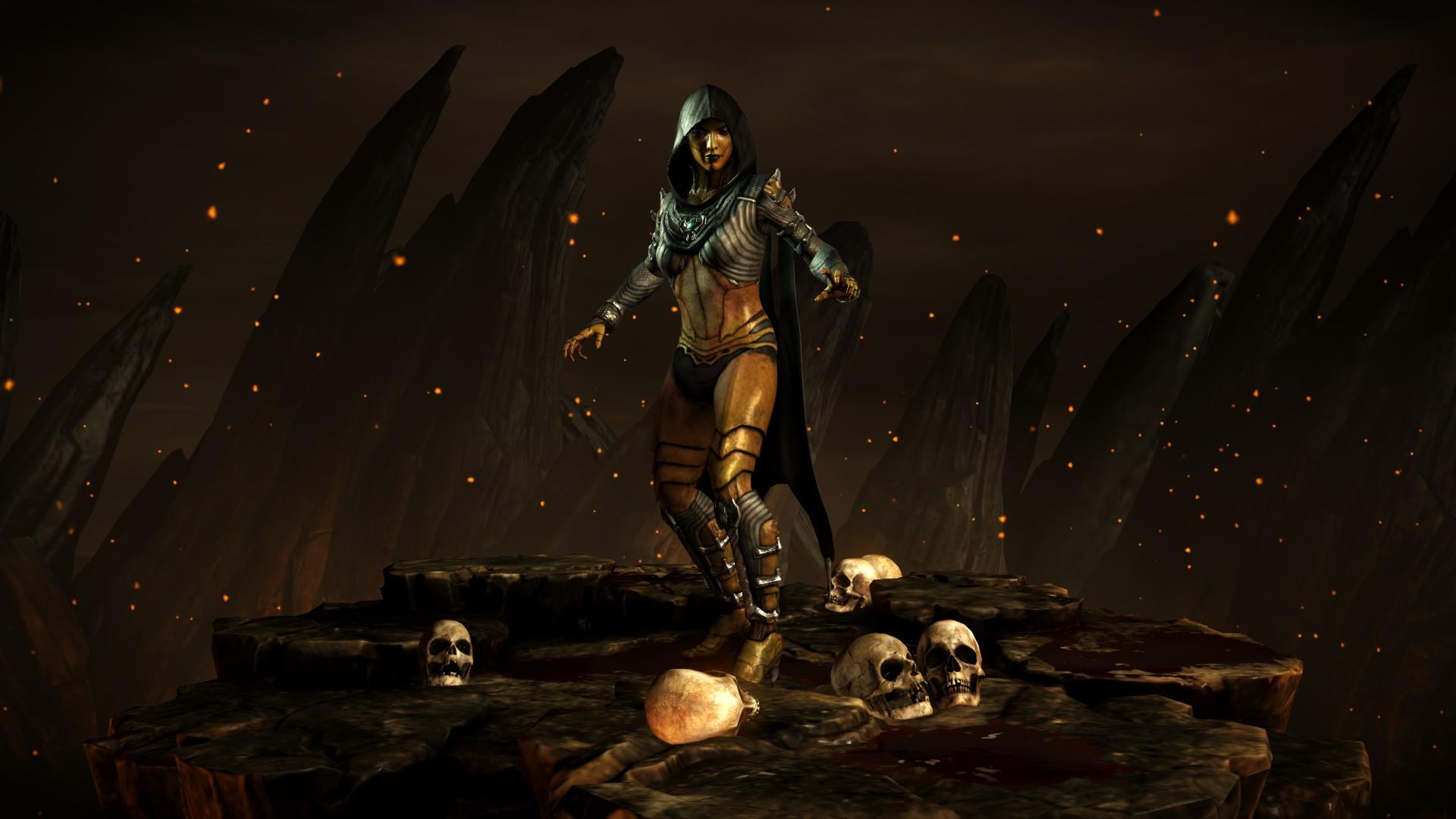 Ди'Вора - Mortal Kombat X Ди'Вора