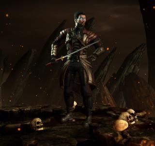 Mortal Kombat X: Кенши