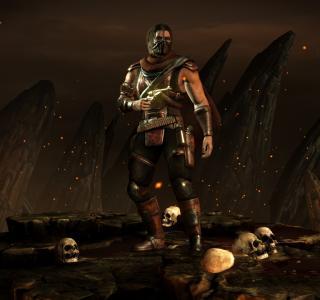 Mortal Kombat X: Эррон Блэк