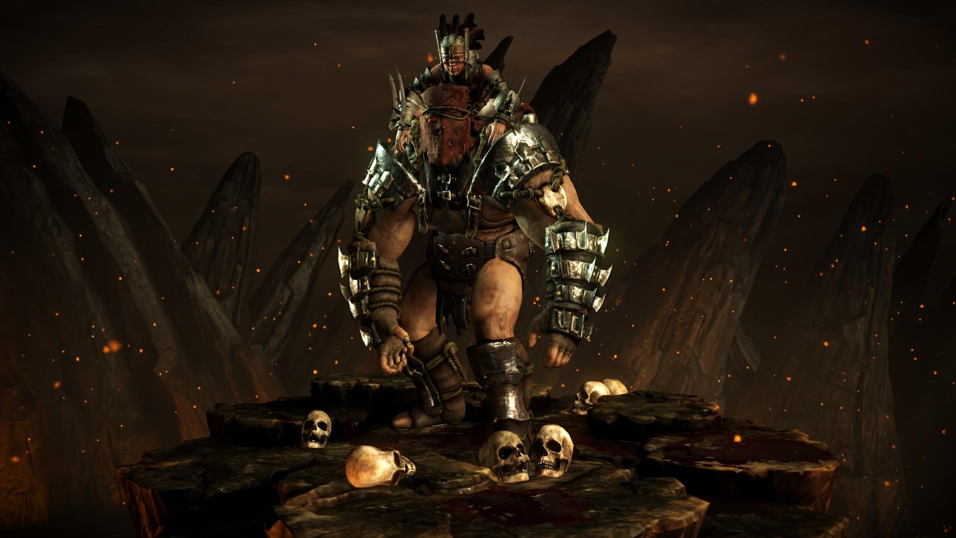 Ферра/Торр (Стиль: Злоба) - Mortal Kombat X