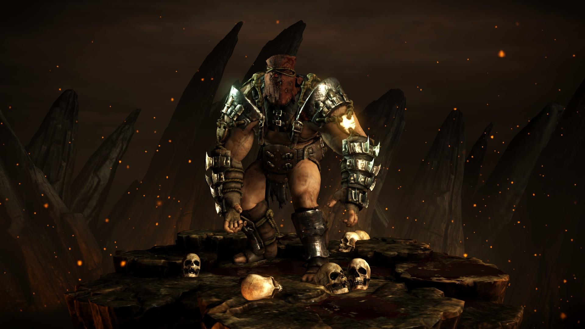 Ферра/Торр (Стиль: Лакей) - Mortal Kombat X