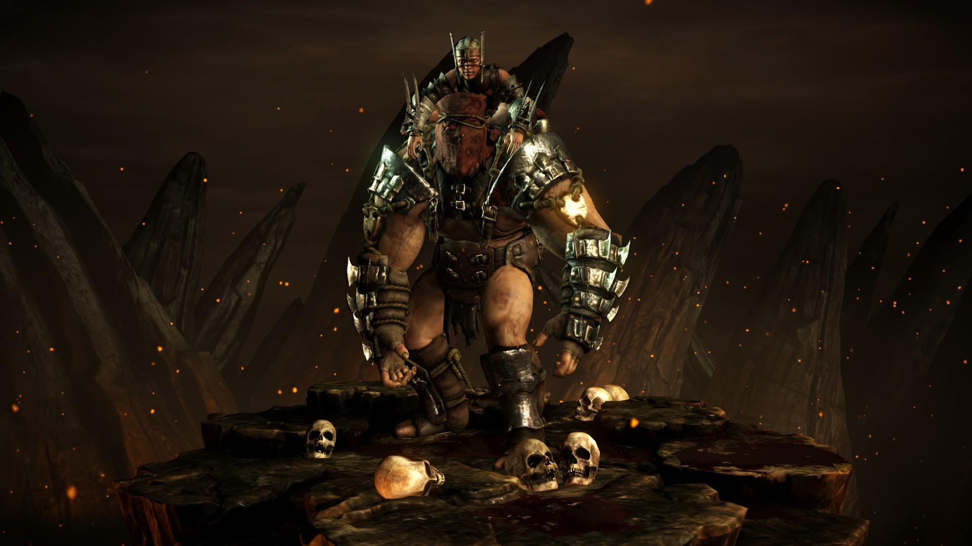Ферра/Торр - Mortal Kombat X