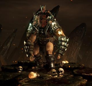 Mortal Kombat X: Ферра/Торр