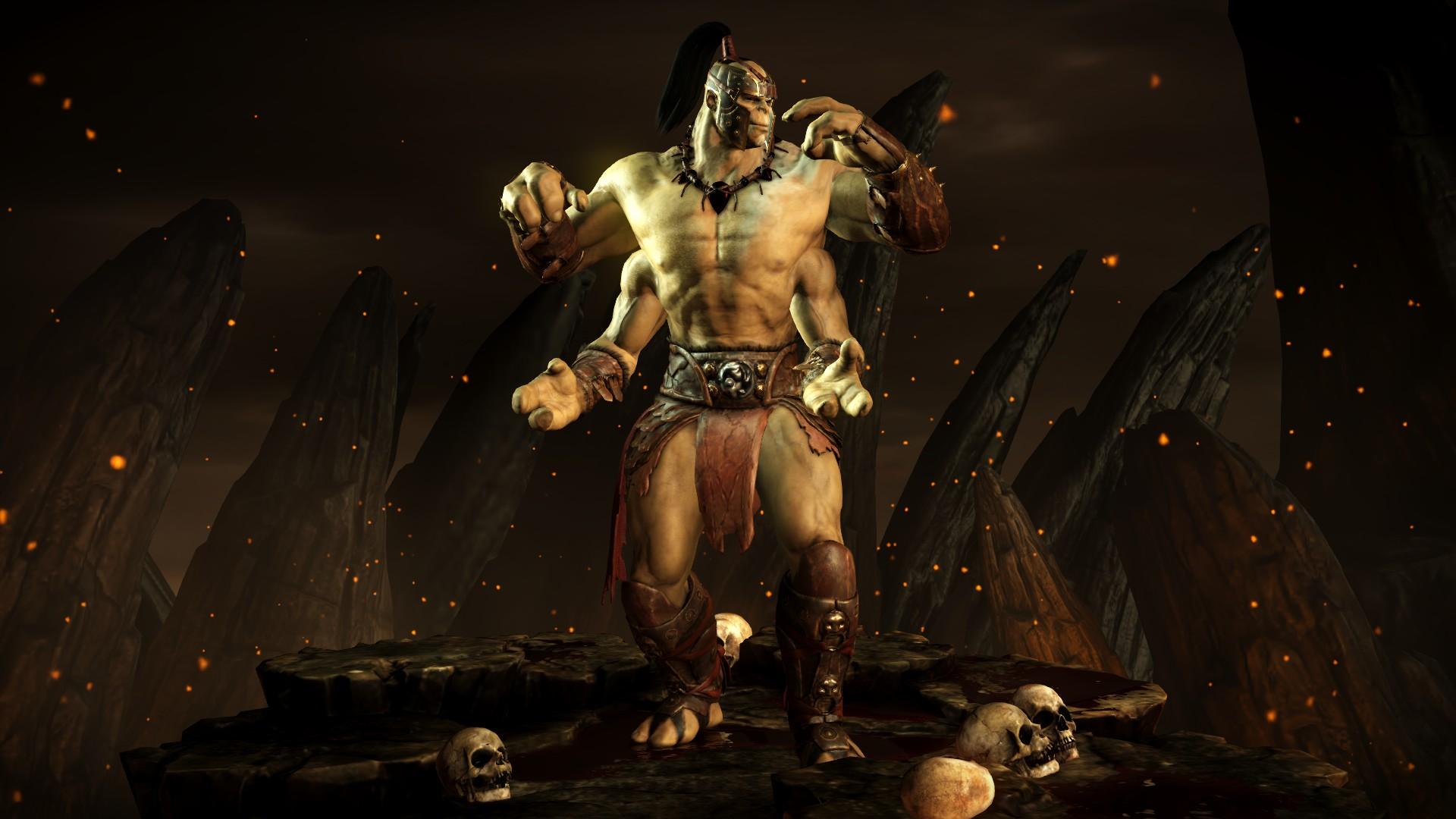 Горо (Стиль: Куатанский воин) - Mortal Kombat X Горо