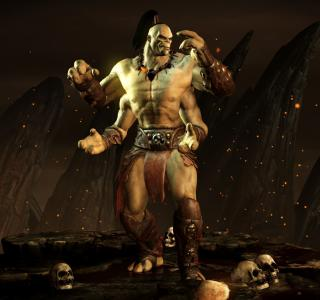 Mortal Kombat X: Горо