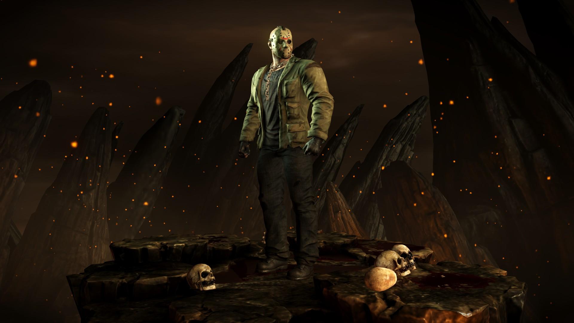 Джейсон (Стиль: Неудержимый) - Mortal Kombat X Джейсон