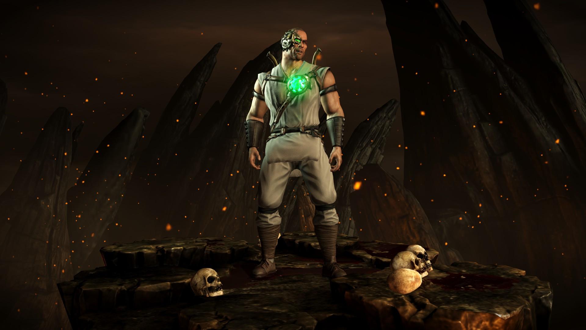 Кано (Костюм: МК1) - Mortal Kombat X