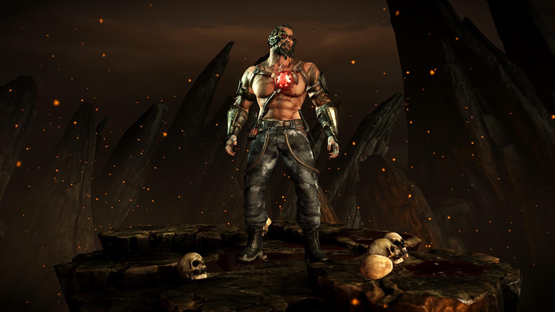 Кано (Стиль: Кибернетик) - Mortal Kombat X