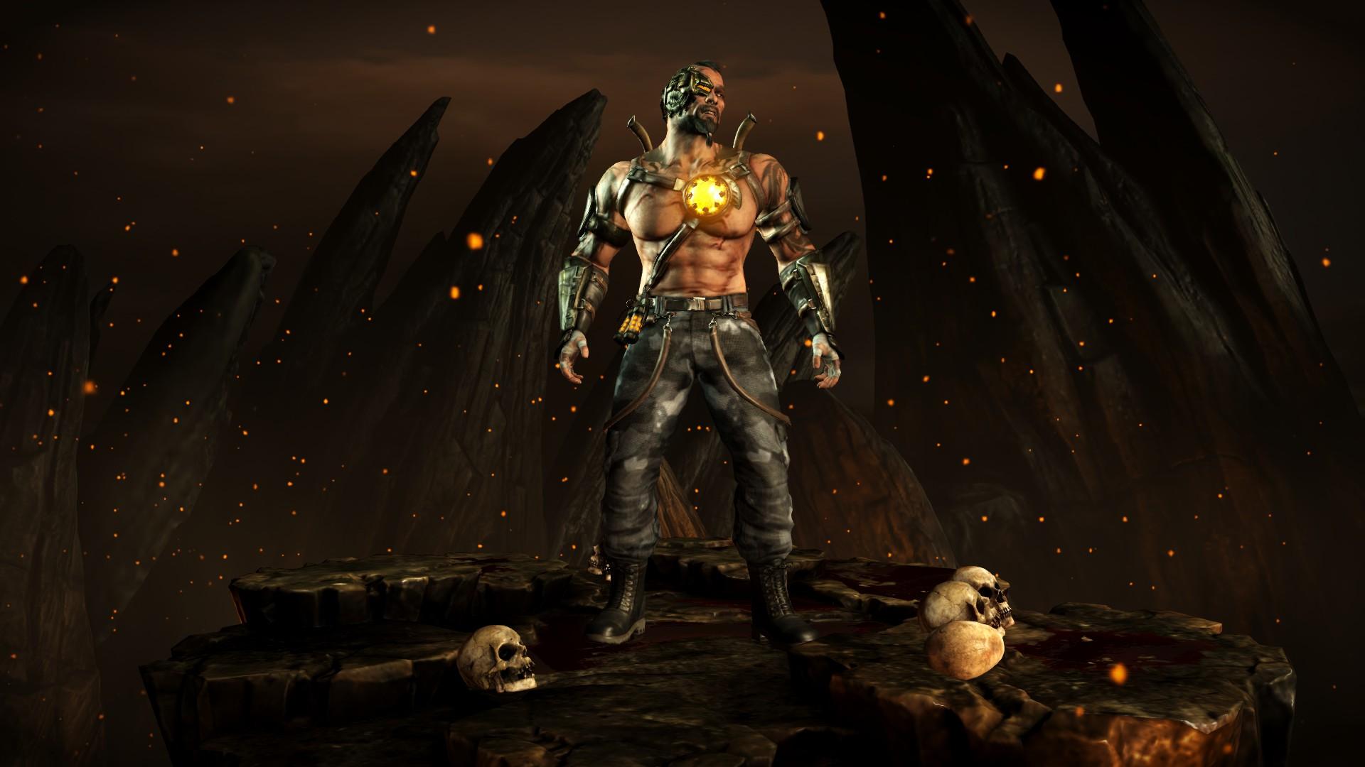 Кано (Стиль: Коммандо) - Mortal Kombat X