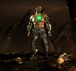 Mortal Kombat X: Кано