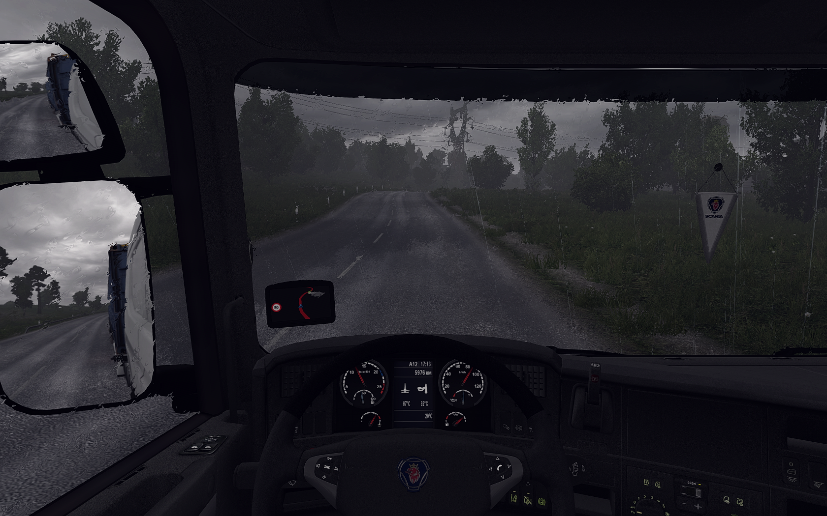 eurotrucks2 2017-05-08 18-04-04.png - Euro Truck Simulator 2 Vive la France!