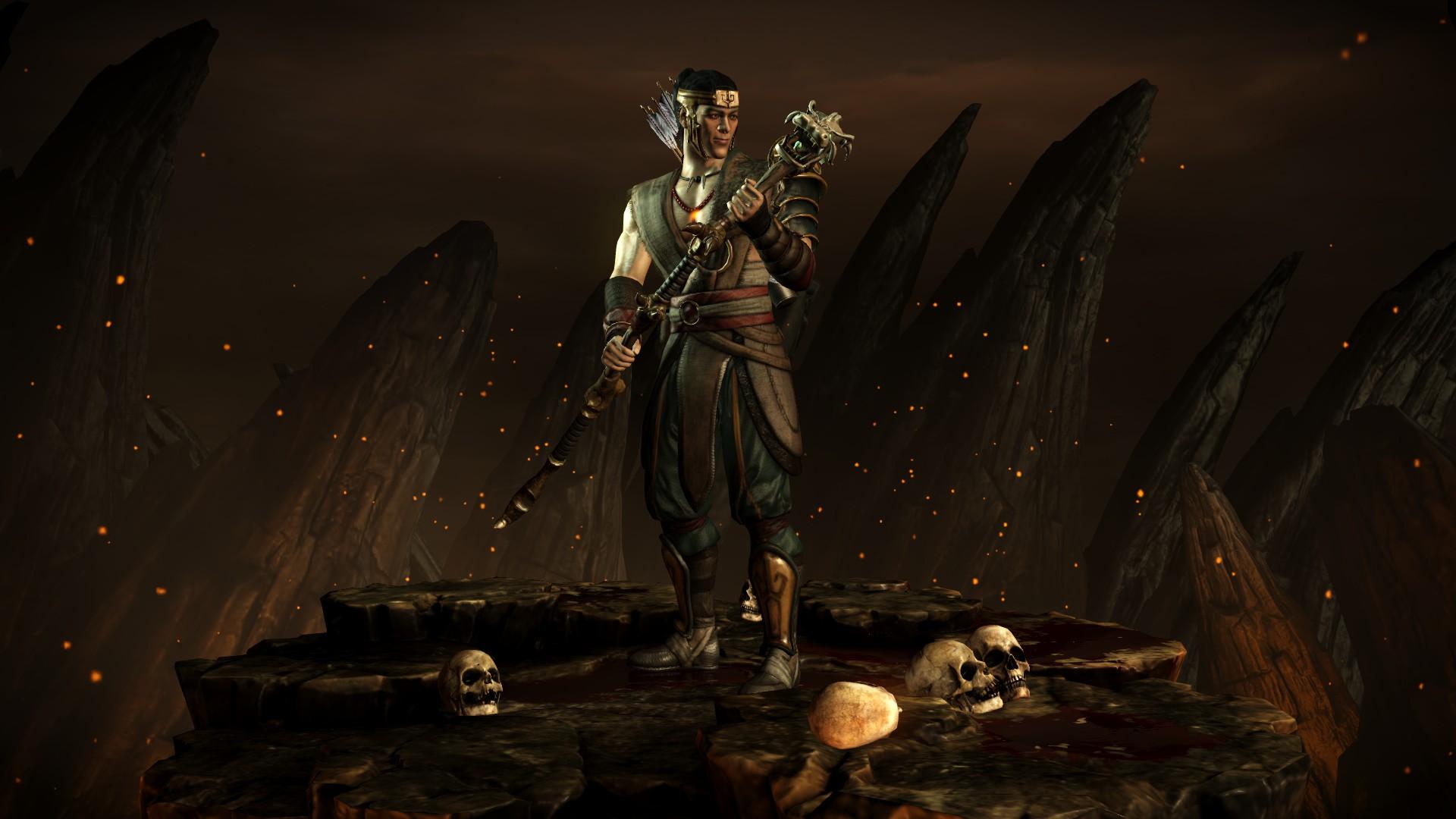 Кун Цзинь (Стиль: Наследие) - Mortal Kombat X Кун Цзинь