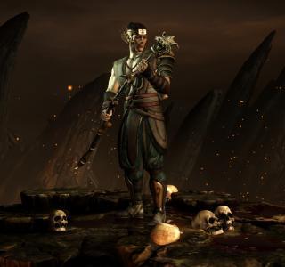 Mortal Kombat X: Кун Цзинь