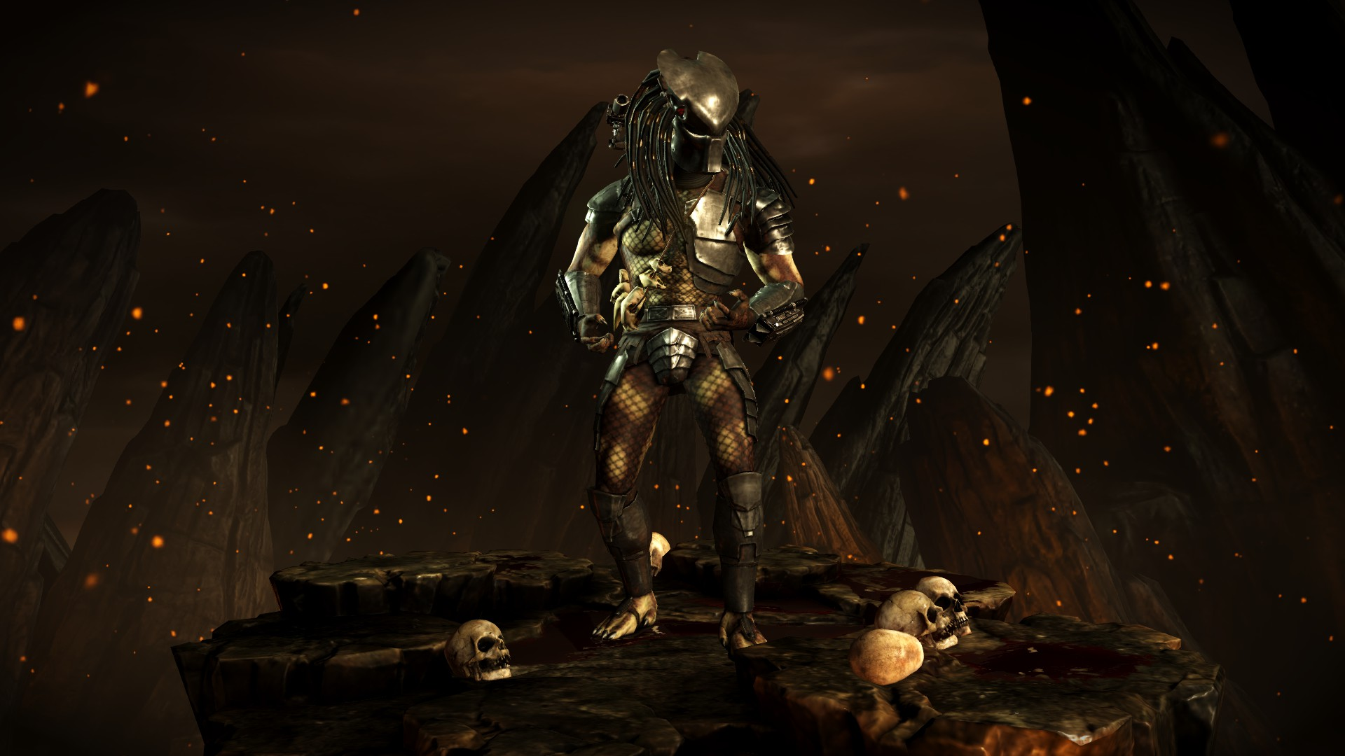 Хищник (Стиль: Хиш-ку-тен) - Mortal Kombat X