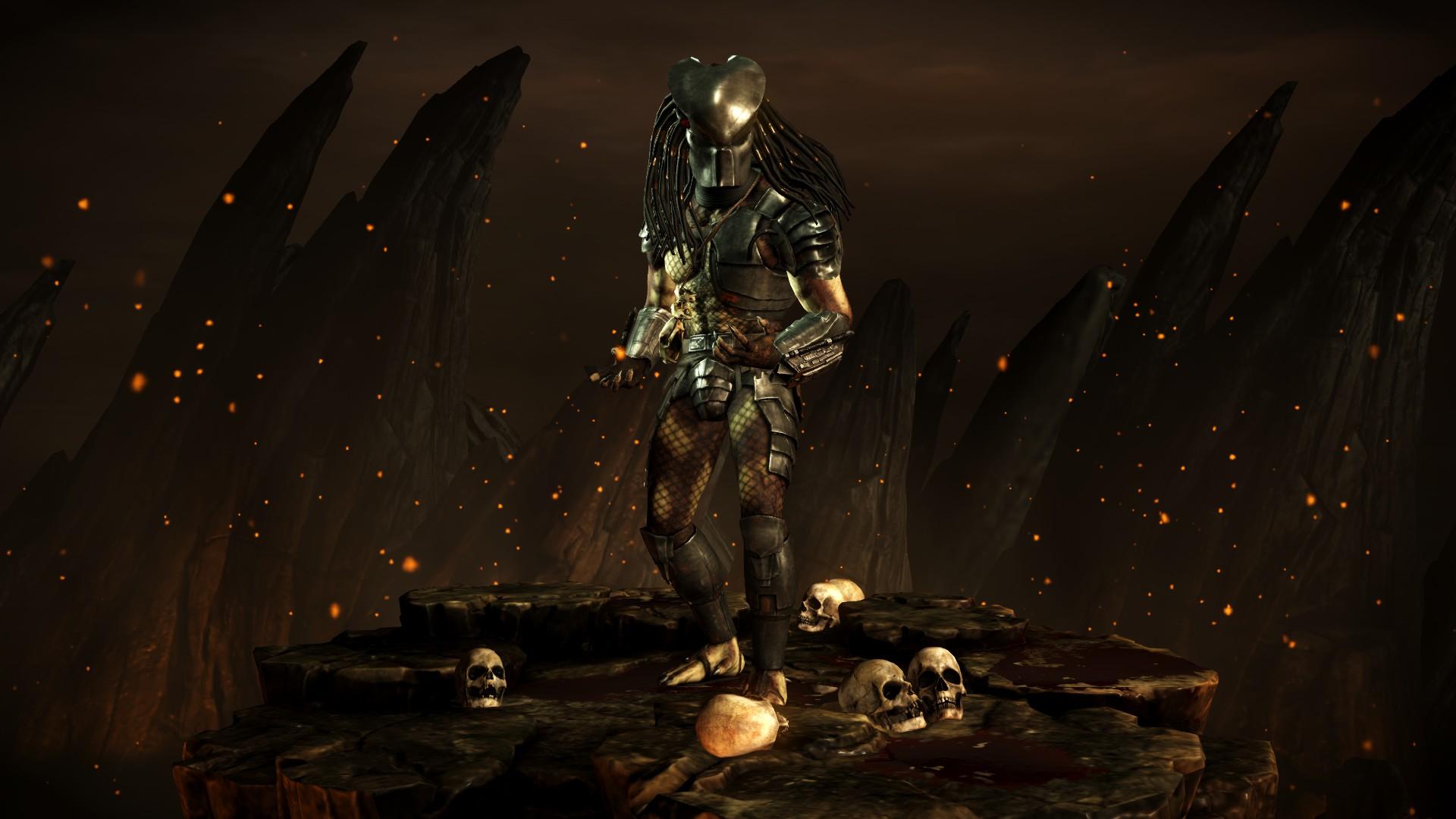 Хищник - Mortal Kombat X