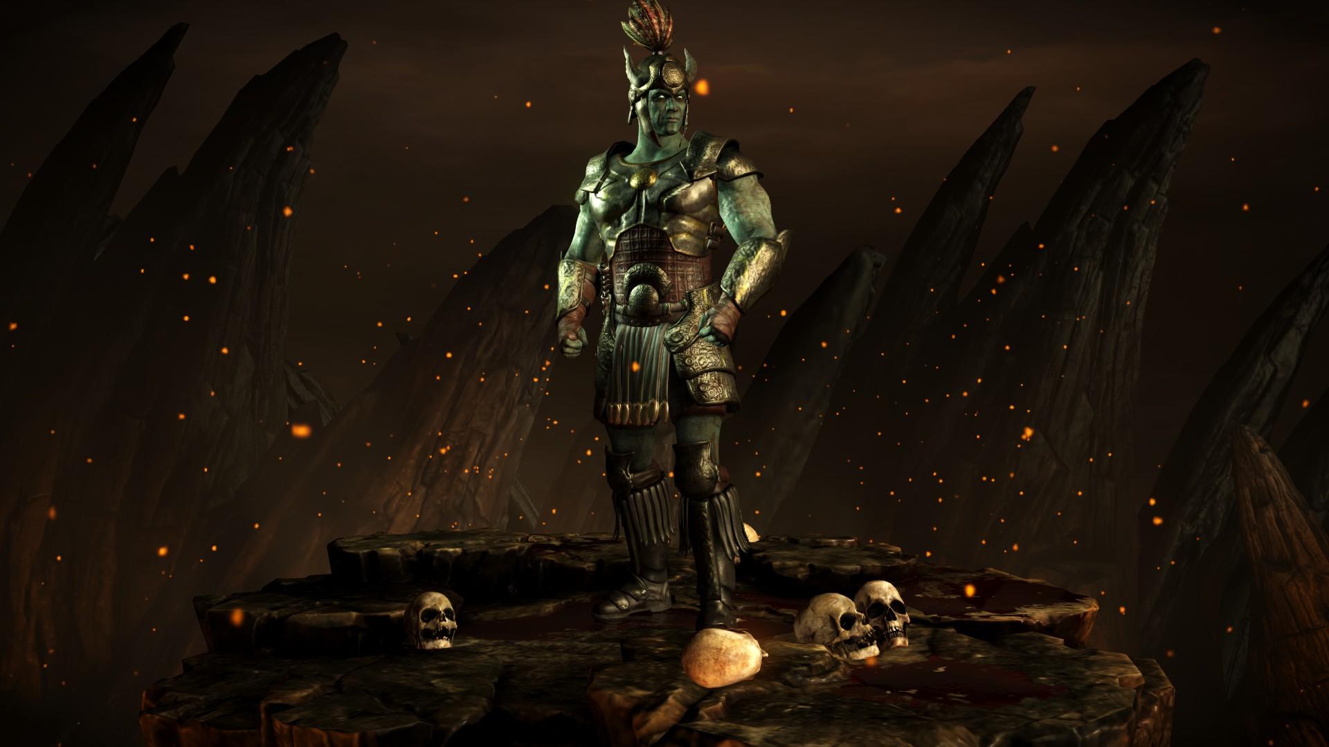 Коталь Кан (Костюм: Тёмный лорд) - Mortal Kombat X Коталь Кан