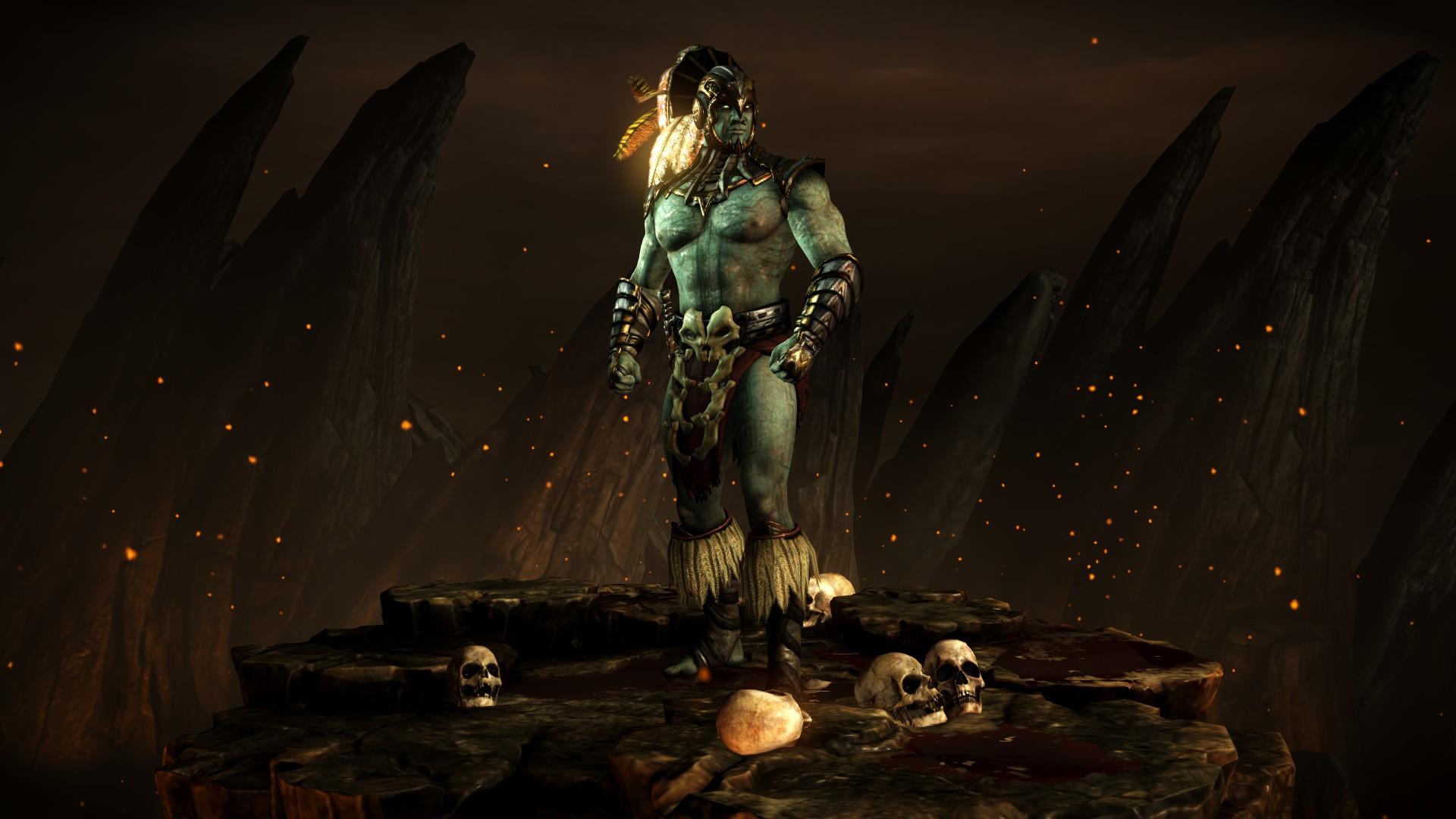 Коталь Кан - Mortal Kombat X Коталь Кан