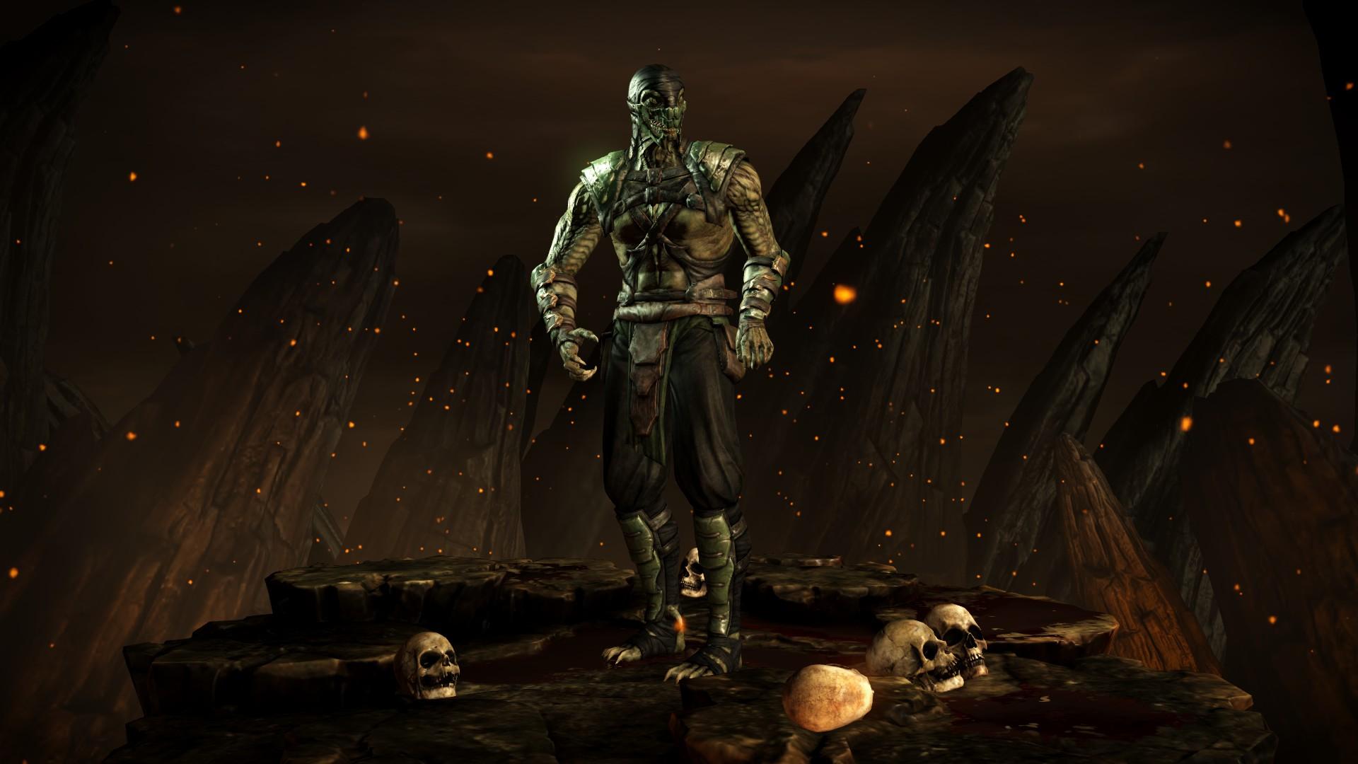 Рептилия (Костюм: Турнир) - Mortal Kombat X