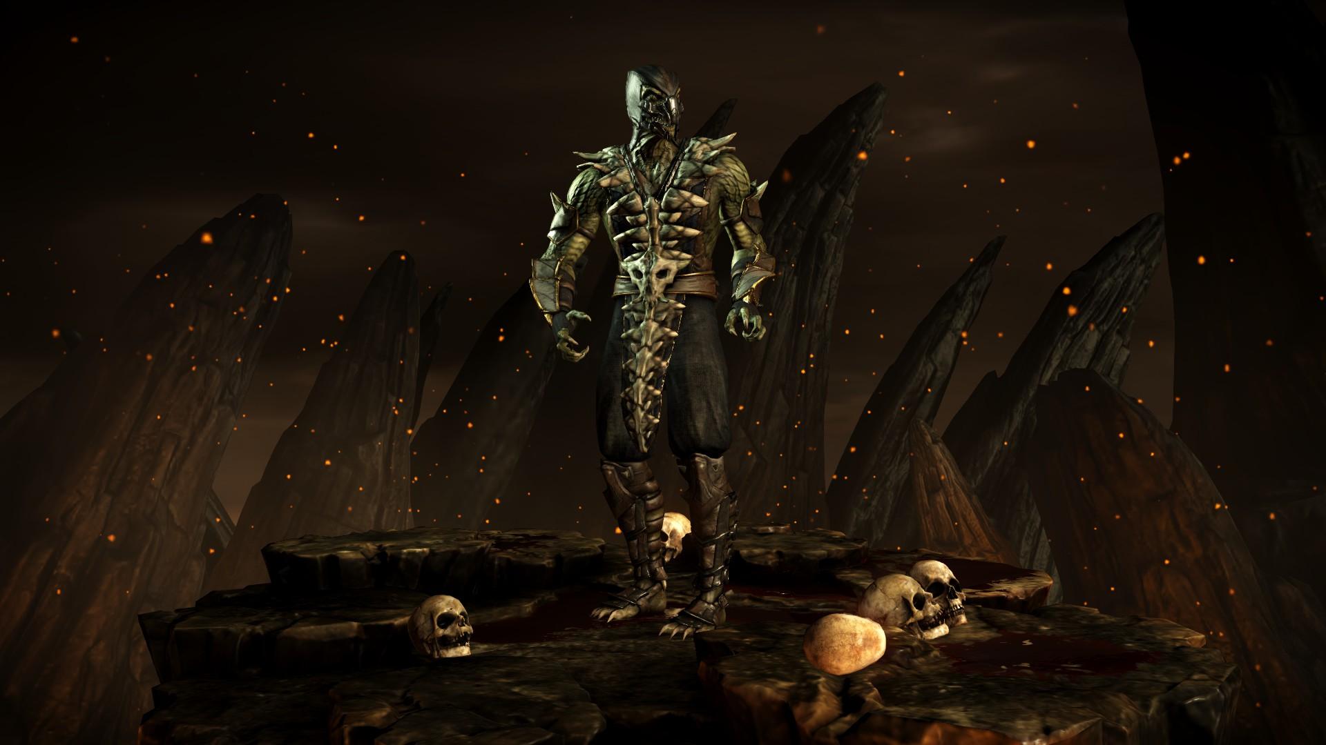 Рептилия - Mortal Kombat X