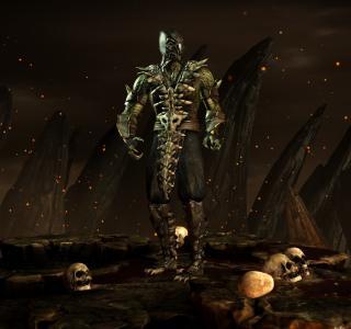 Mortal Kombat X: Рептилия