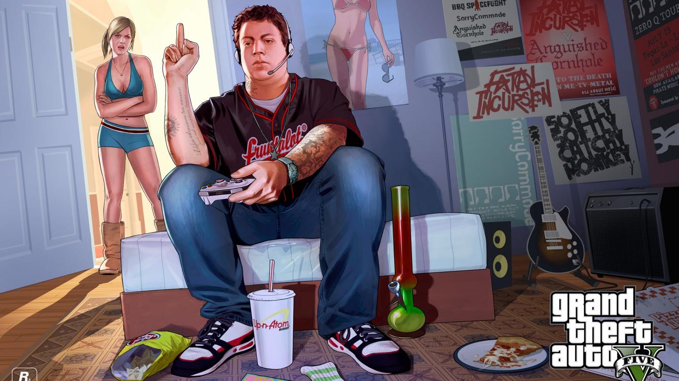 rabstol_net_grand_theft_auto_v_20_1366x768.jpg - Grand Theft Auto 5