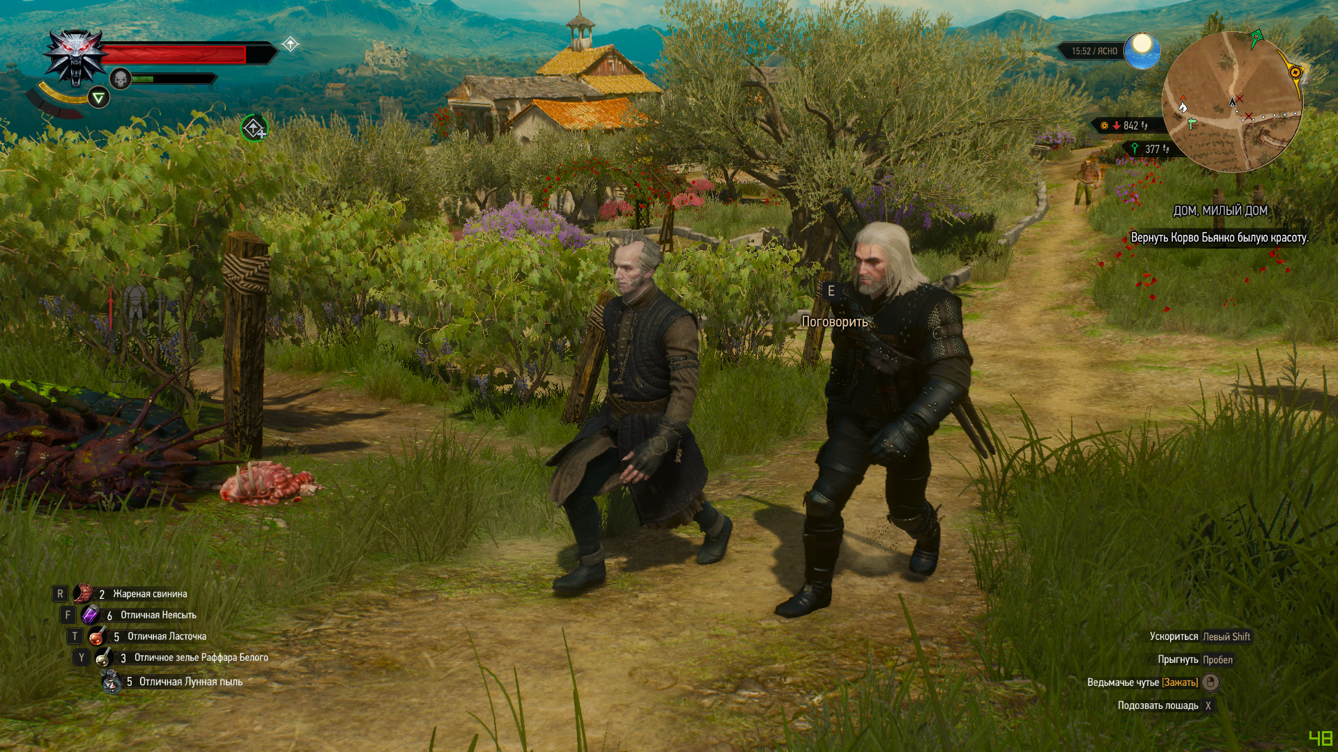 Компаньоны - Witcher 3: Wild Hunt, the