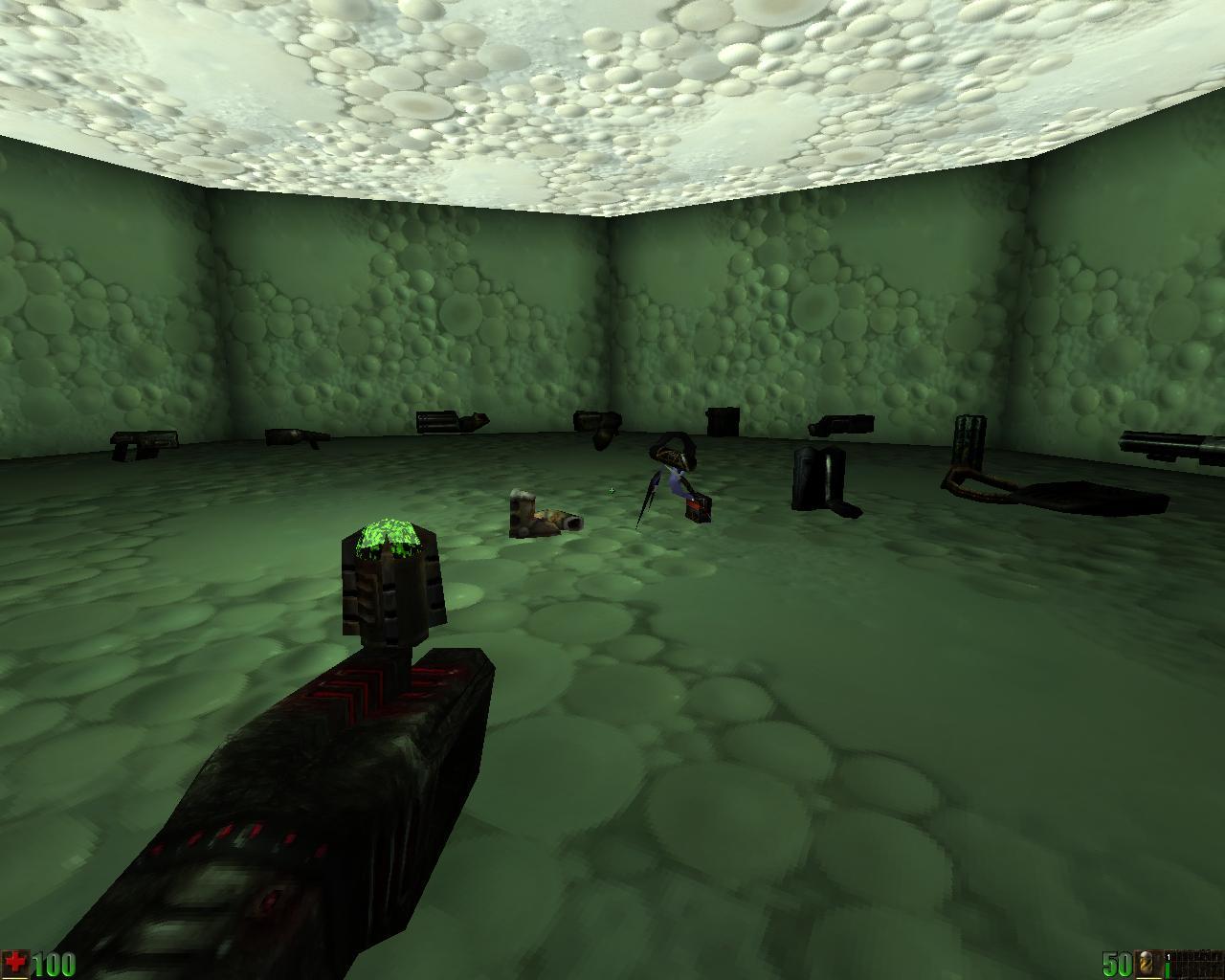 Unreal 1997-1998 Demo - Unreal