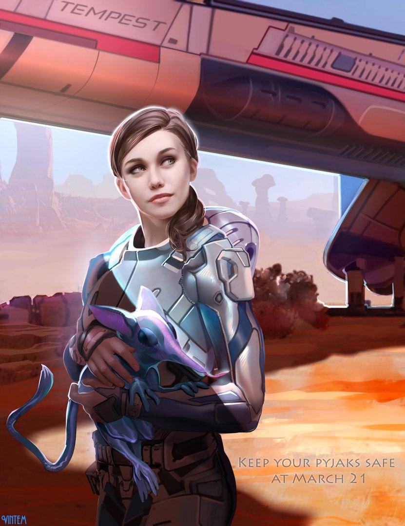 mei.jpg - Mass Effect: Andromeda