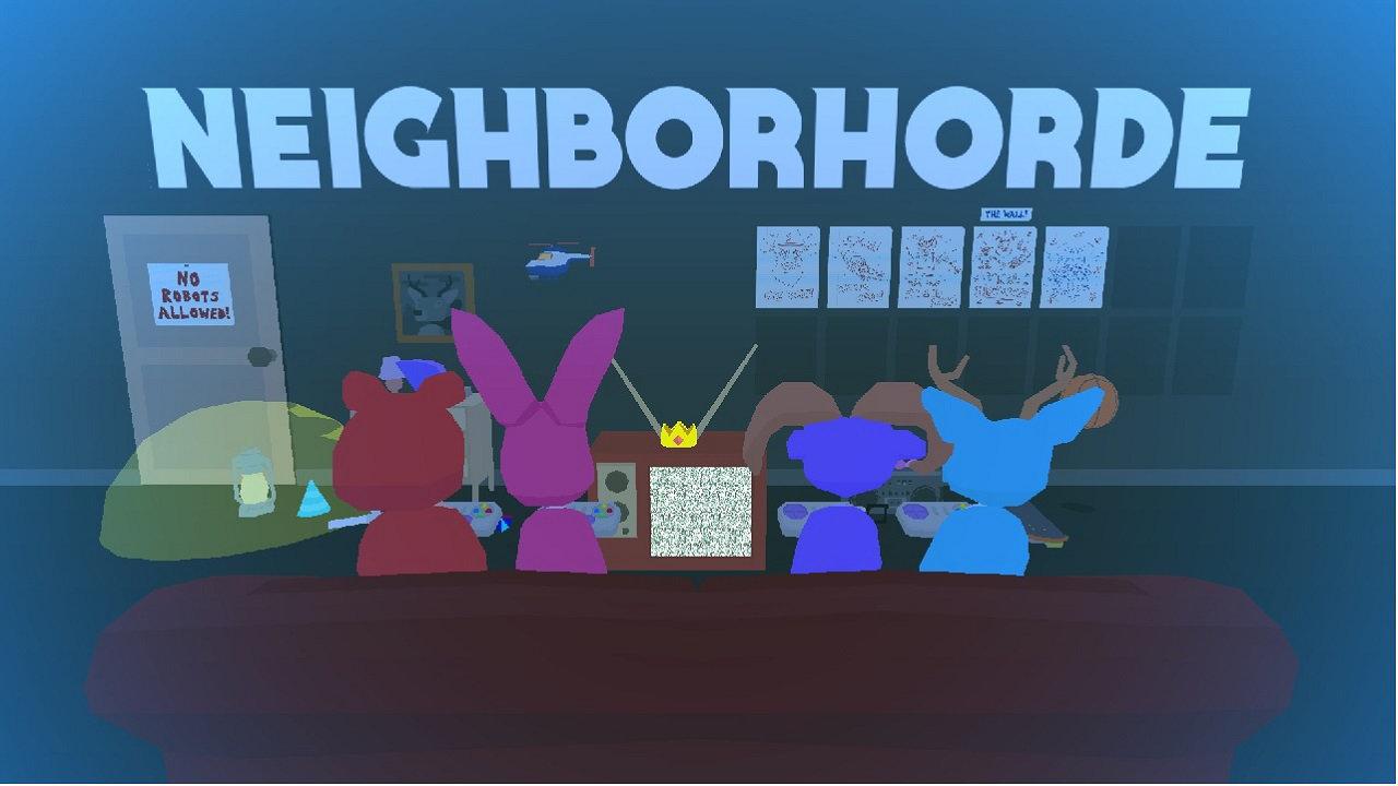 - - Neighborhorde