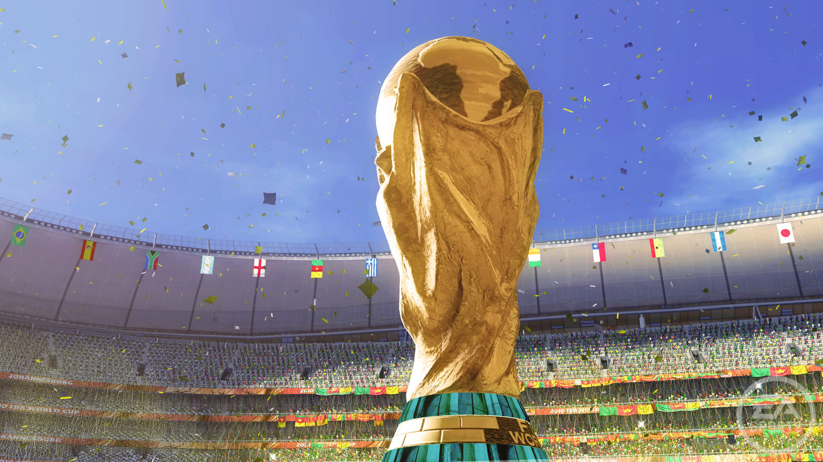 2010 FIFA World Cup: South Africa - 2010 FIFA World Cup: South Africa