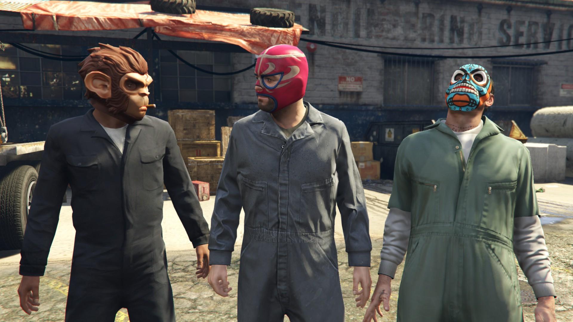 lol - Grand Theft Auto 5